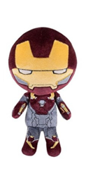 Marvel: Iron Man Hero Plushie