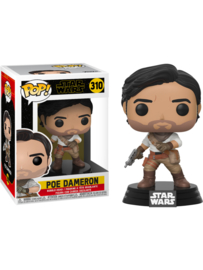 Star Wars: Poe Dameron Funko Pop 310