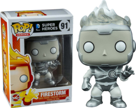 DC Superheroes: Firestorm White Lantern Funko Pop 91