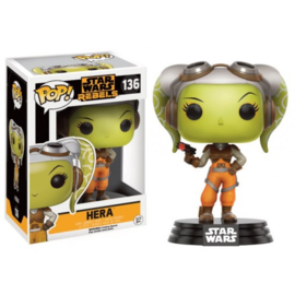 Star Wars Rebels: Hera Funko Pop 136