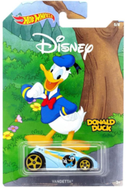 Disney: Donald Duck Hot Wheels