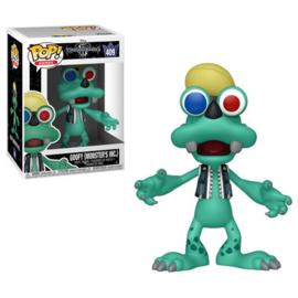 Disney Kingdom Hearts: Goofy (Monster's Inc.) Funko Pop 409
