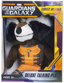 Guardians of the Galaxy: Rocket Raccoon Talking Plush (beschadigde verpakking)