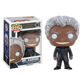 Miss Peregrines: Mr Barron Funko Pop 263