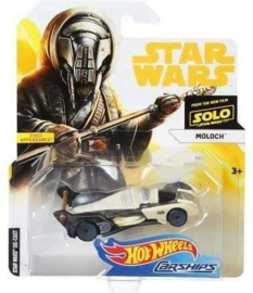 Star Wars Solo: Moloch Hot Wheels