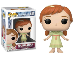 Disney Frozen 2: Young Anna Funko Pop 589