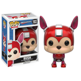 Megaman: Rush Funko Pop 103