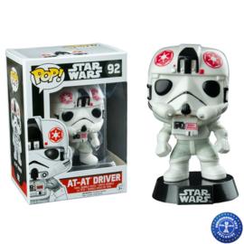 Star Wars AT-AT Driver Funko Pop 92***