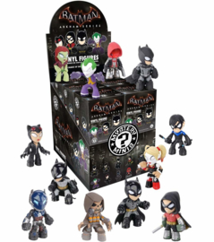 DC Batman Arkham Mystery Mini