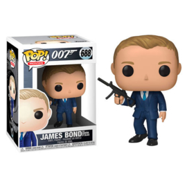 007: James Bond From Quantum of Solace Funko Pop 688