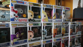 /Funko Pop Chase Game\ / Part 3 \