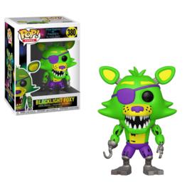 Five Nights at Freddy's: Blacklight Foxy Funko Pop 380