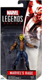 Marvel Legends Series: Rage Figuur