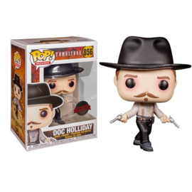 Tombstone: Doc Holliday (Stand Off) Funko Pop 856