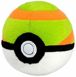 Pokeball (Nestball) Pluche