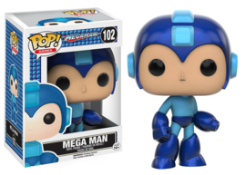 Mega Man: Mega Man Funko Pop 102