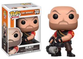Team Fortress 2: Heavy Funko Pop 248