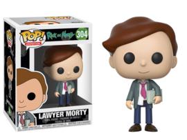 Rick & Morty: Lawyer Morty Funko Pop 304