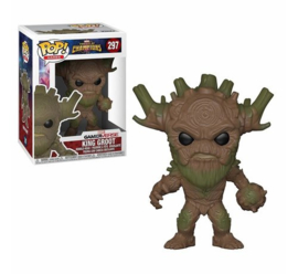 Marvel Contest of Champions: King Groot Funko Pop 297