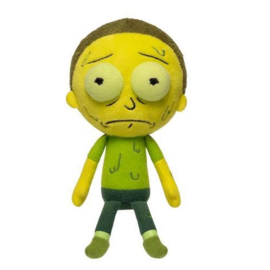 Rick and Morty: Toxic Morty Galactic Plush