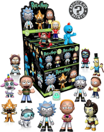 Rick and Morty Mystery Mini