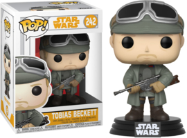 Star Wars Solo: Tobias Becket Funko Pop 242