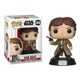 Star Wars: Endor Han Solo Funko Pop 286