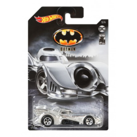 DC Batman: Batmobile Hot Wheels (5/6)