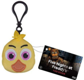 Five Nights at Freddy's: Chica the Chicken Pluche Sleutelhanger