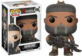 Gears of War: Oscar Diaz Funko Pop 195