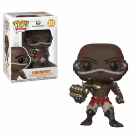 Overwatch: Doomfist Funko Pop 351