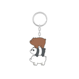 We Bare Bears Sleutelhanger