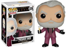 The Hunger Games: President Snow Funko Pop 229