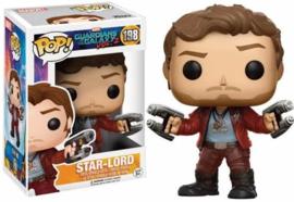 Marvel Guardians of the Galaxy: Star-Lord Funko Pop 198