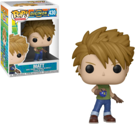 Digimon: Matt Funko Pop 430