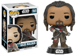 Star Wars: Baze Malbus Funko Pop 141