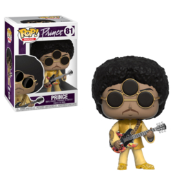 Prince: Prince (3rd Eye Girl) Funko Pop 81
