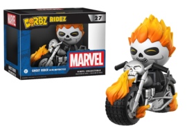 Marvel: Ghost Rider with Motorcycle Dorbz Ridez