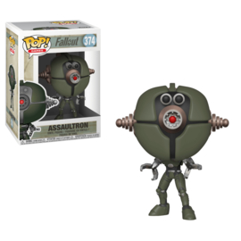 Fallout: Assaultron Funko Pop 374