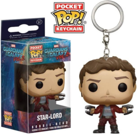 Marvel Guardians of the Galaxy: Star-Lord Pocket Pop Keychain