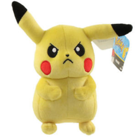 Pikachu (Boos) Knuffel