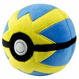 Pokeball (Quickball) Pluche