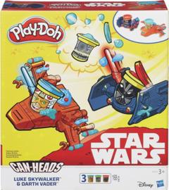 Star Wars Play-Doh Luke Skywalker & Darth Vader