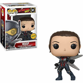 Marvel Ant-Man and The Wasp: Wasp (CHASE) Funko Pop 341