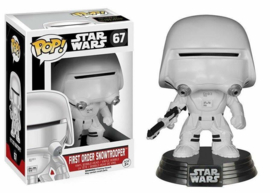 Star Wars: First Order Snowtrooper Funko Pop 67