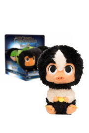 Fantastic Beasts: Baby Niffler (Black/White) Supercute Plush