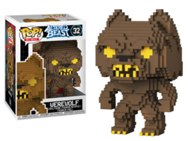 Altered Beast: Werewolf 8-Bit Funko Pop 32