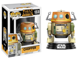 Star Wars Rebels: Chopper Funko Pop 133