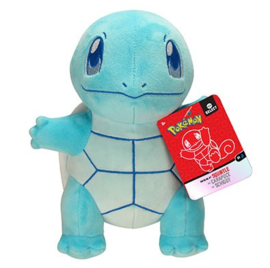 Squirtle (Monochrome) Knuffel