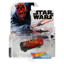 Star Wars: Darth Maul Hot Wheels